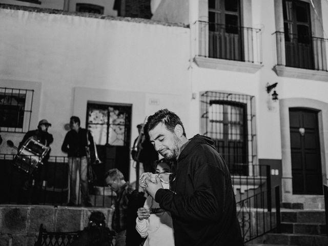 La boda de Jesús y Thalia en Zacatecas, Zacatecas 7