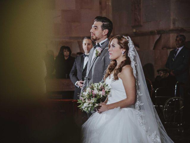 La boda de Jesús y Thalia en Zacatecas, Zacatecas 23