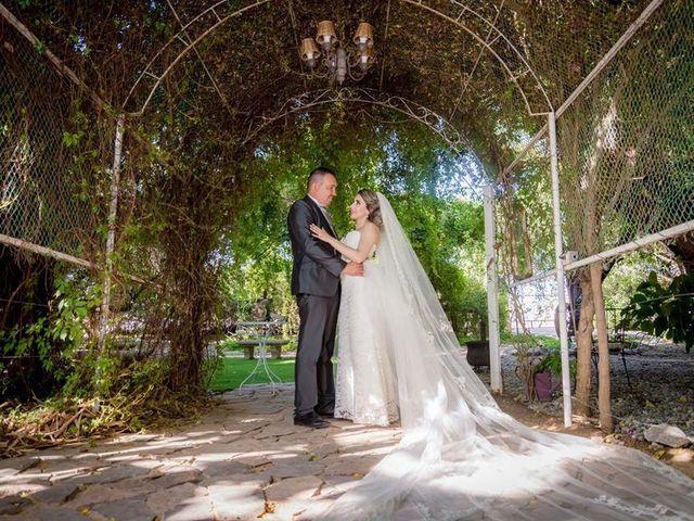 La boda de Vanessa y Ernesto