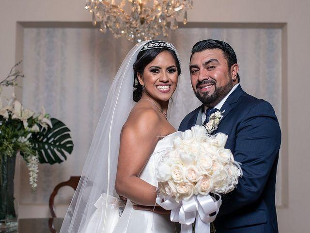 La boda de Palme y Eduardo