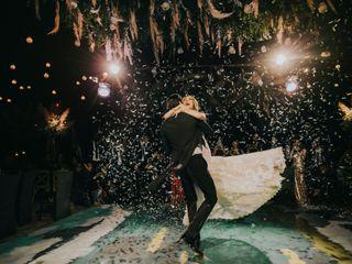 La boda de Erika y Alejandro