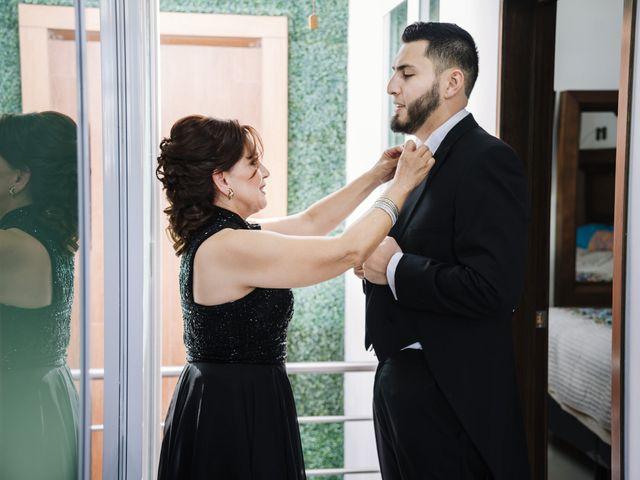 La boda de Omar y Yolanda en Tlajomulco de Zúñiga, Jalisco 4