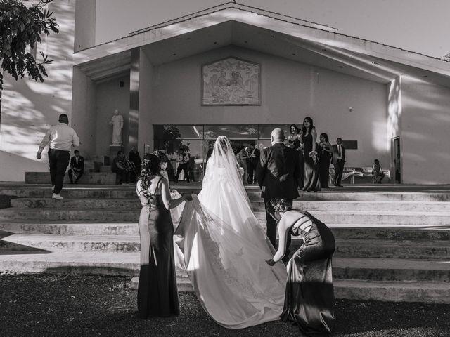 La boda de Omar y Yolanda en Tlajomulco de Zúñiga, Jalisco 17