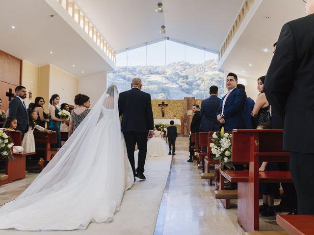 La boda de Omar y Yolanda en Tlajomulco de Zúñiga, Jalisco 19