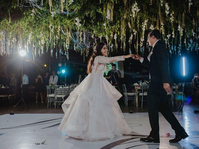 La boda de Leslie y Adolfo