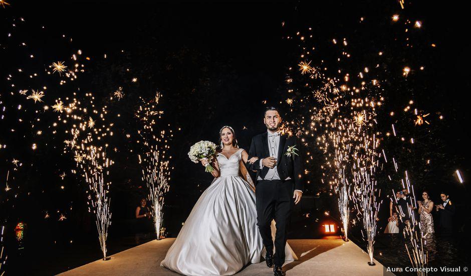 La boda de Omar y Yolanda en Tlajomulco de Zúñiga, Jalisco