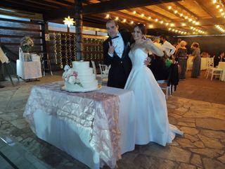 La boda de Eva y Edy