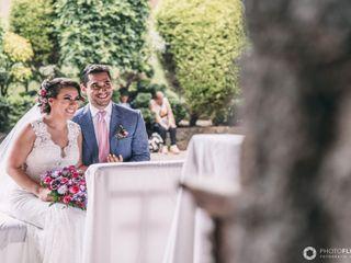 La boda de Jessica y Victor 1