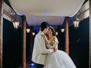 La boda de Jessica y Jonathan
