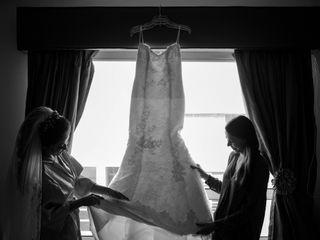 La boda de Irlen y Dorian 1