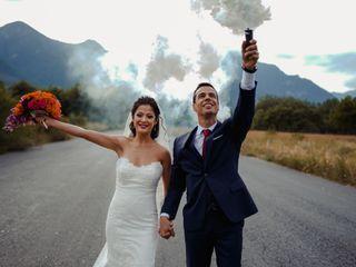 La boda de Irlen y Dorian
