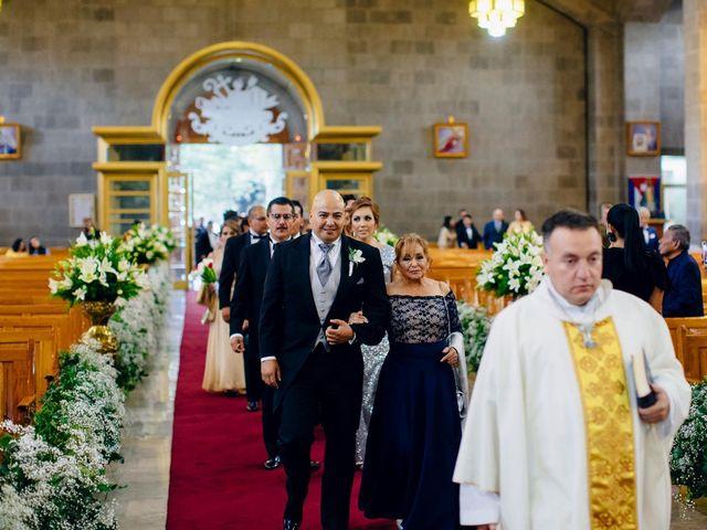 La boda de Mauricio y Mara en Naucalpan, Estado México 6