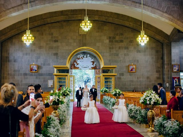 La boda de Mauricio y Mara en Naucalpan, Estado México 7