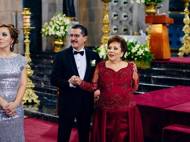 La boda de Mauricio y Mara en Naucalpan, Estado México 8