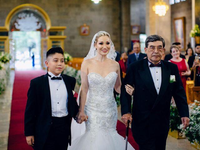 La boda de Mauricio y Mara en Naucalpan, Estado México 9