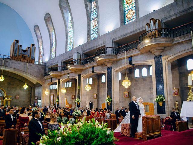 La boda de Mauricio y Mara en Naucalpan, Estado México 12