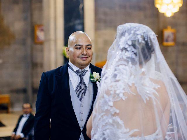 La boda de Mauricio y Mara en Naucalpan, Estado México 14
