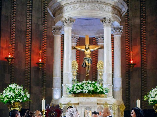 La boda de Mauricio y Mara en Naucalpan, Estado México 15