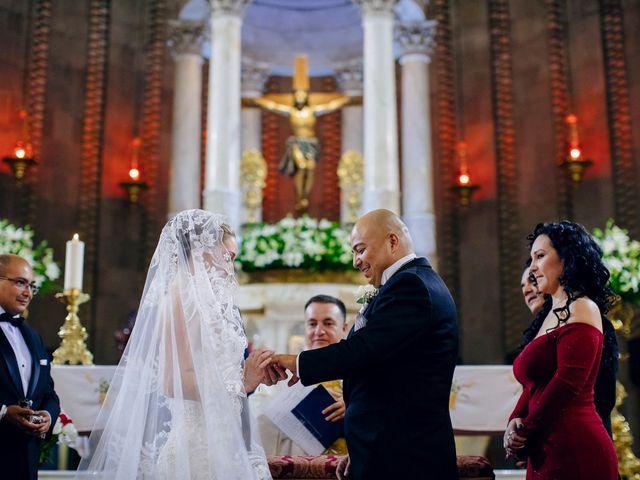 La boda de Mauricio y Mara en Naucalpan, Estado México 16