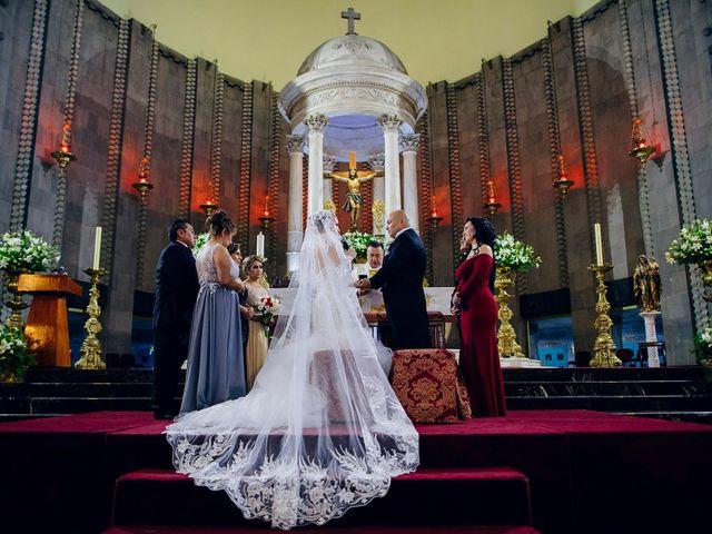 La boda de Mauricio y Mara en Naucalpan, Estado México 17