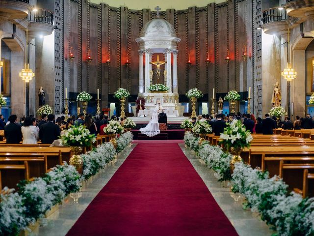 La boda de Mauricio y Mara en Naucalpan, Estado México 18