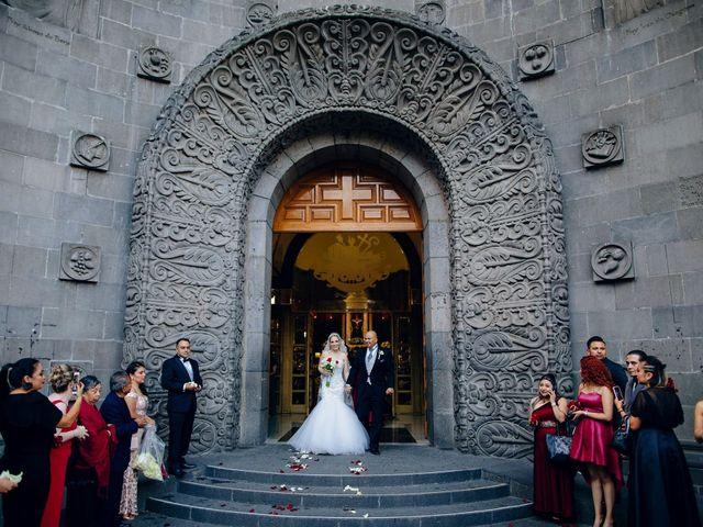 La boda de Mara y Mauricio