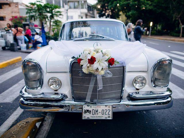 La boda de Mauricio y Mara en Naucalpan, Estado México 23