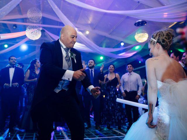 La boda de Mauricio y Mara en Naucalpan, Estado México 31