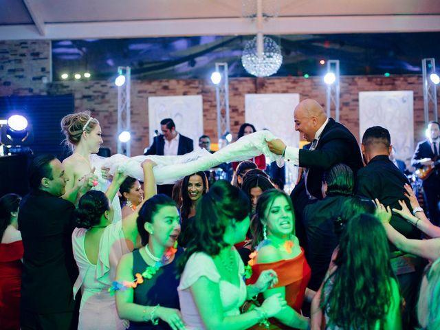 La boda de Mauricio y Mara en Naucalpan, Estado México 35