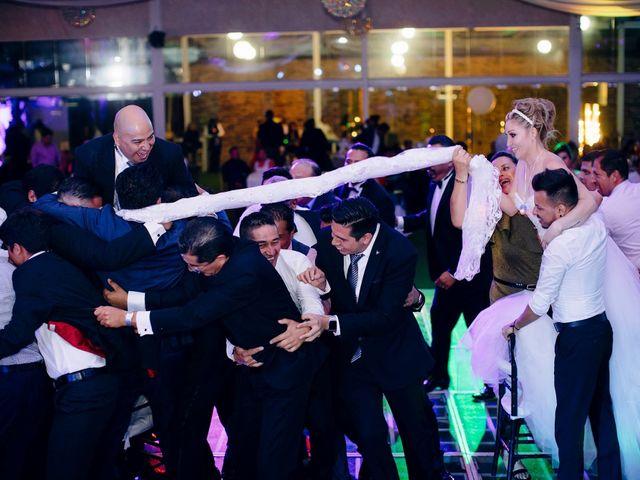 La boda de Mauricio y Mara en Naucalpan, Estado México 38