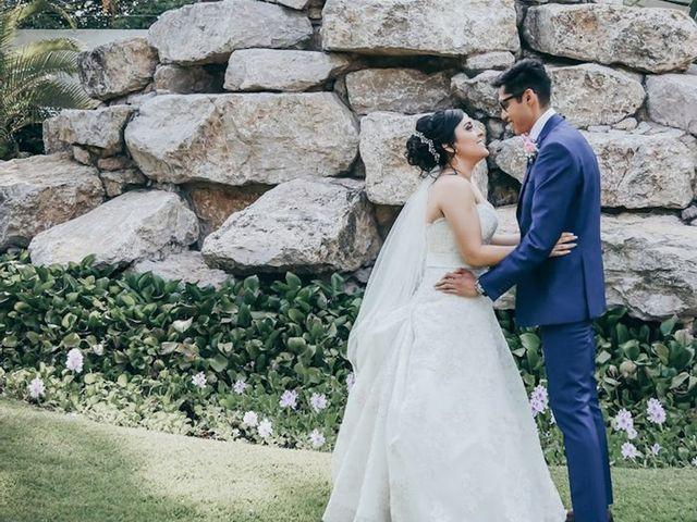La boda de Karla y Luis