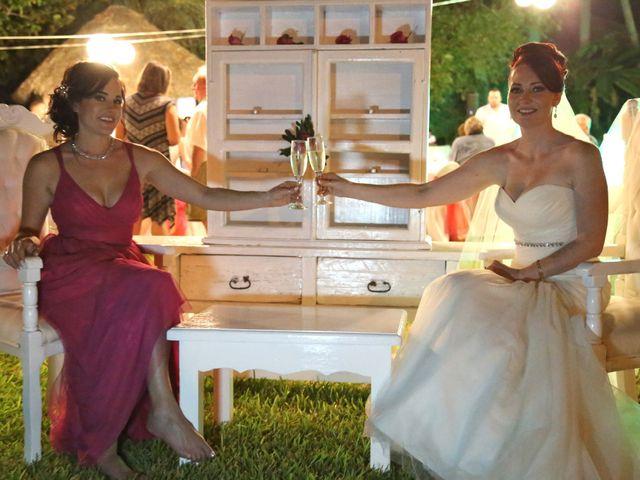 La boda de Donald y Michelle en Huatulco, Oaxaca 1
