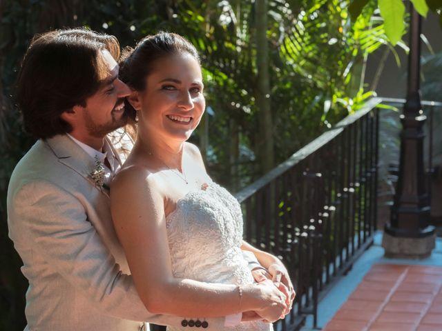 La boda de Valeria y Cristian