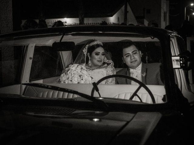 La boda de Fedra y Damian