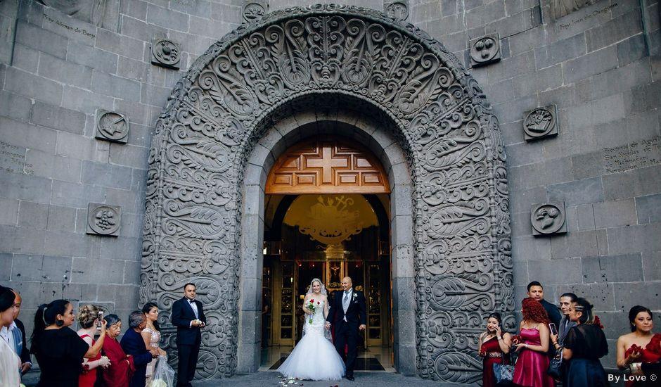 La boda de Mauricio y Mara en Naucalpan, Estado México