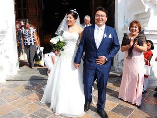 La boda de Esmeralda y Juan Carlos