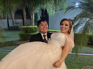 La boda de Karen  y Javier  2