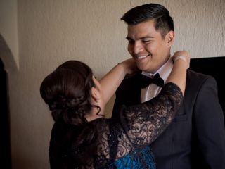 La boda de Arely y Francisco 2