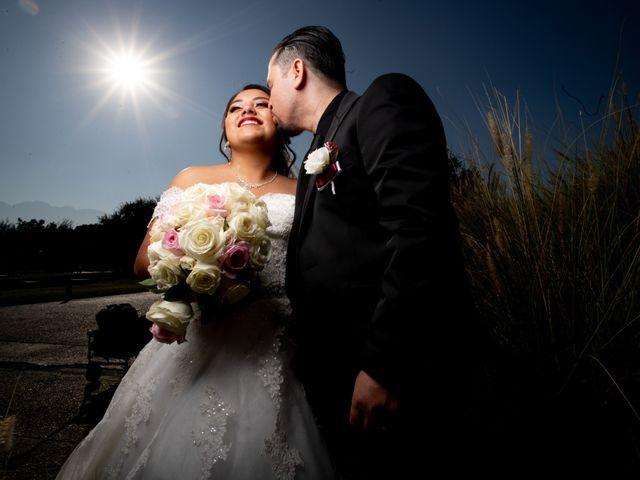 La boda de Patricia y Jorge