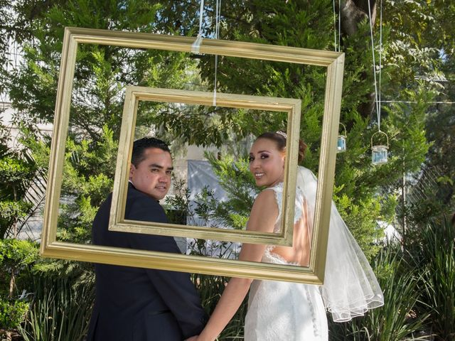 La boda de Erick y Cris