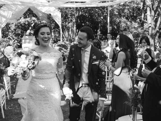 La boda de Nathalia y Gustavo