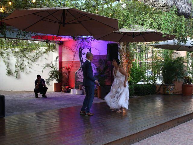 La boda de Monica y Salvador