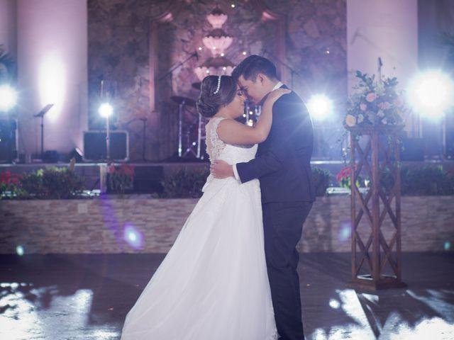 La boda de Arely y Francisco