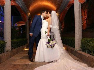 La boda de Selene  y Jorge 1