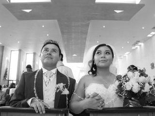 La boda de Selene  y Jorge
