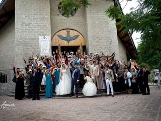 La boda de Monica y Gabriel  1