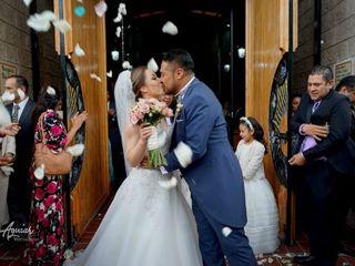 La boda de Monica y Gabriel