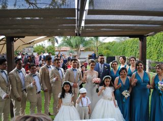 La boda de Monica y Gabriel  3