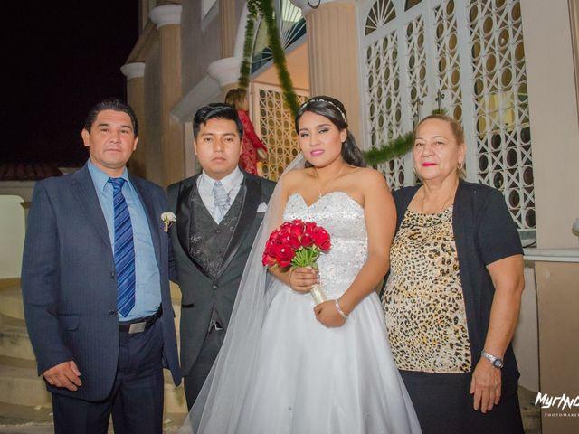 La boda de Pamela y Carlos
