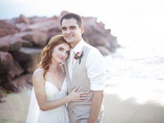 La boda de Maison y Paige